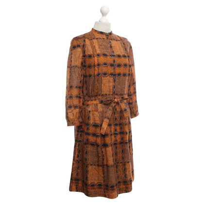 Burberry Kleid mit Muster