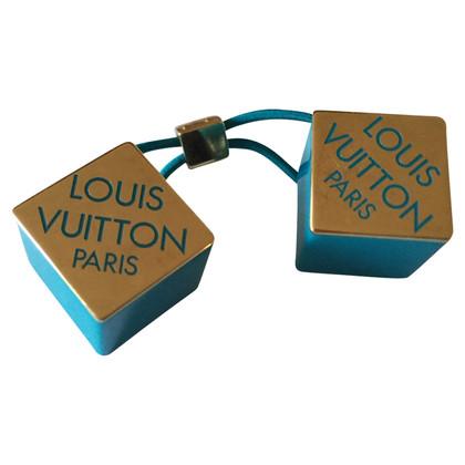 Louis Vuitton Zopfband met dobbelstenen volgelingen