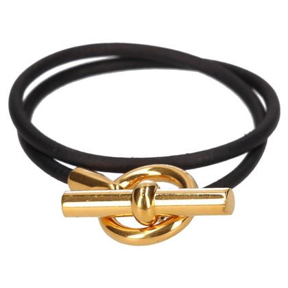 Hermès Glenan Double Tour-armband
