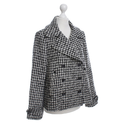 Paul & Joe Vest met Houndstooth patroon