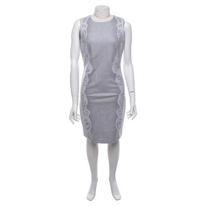 Escada Dress with leather trim