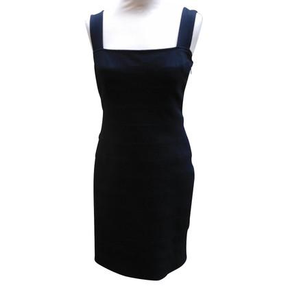 Red Valentino zwarte jurk