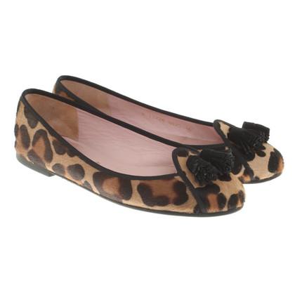 Pretty Ballerinas Ballerine con stampa leopardo