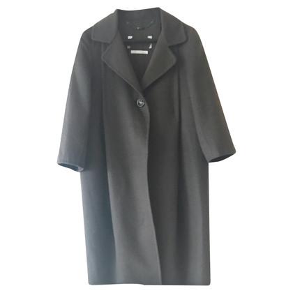 Max Mara Max Mara Lana & Angora Coat