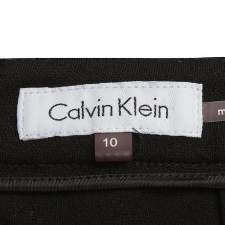 Calvin Klein Rock in Schwarz Schwarz Billig Verkauf Erhalten Authentisch Günstig Kaufen Größte Lieferant Jvzl8