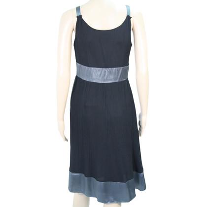 Hobbs zijden jurk in zwart