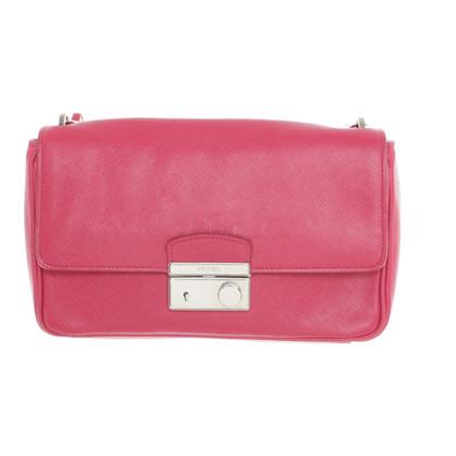 Prada Spalla Bag in rosa