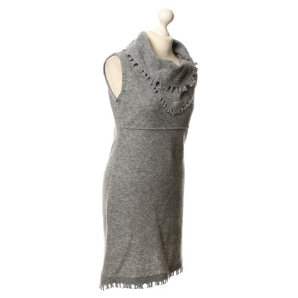 Ermanno Scervino Short dress in grey