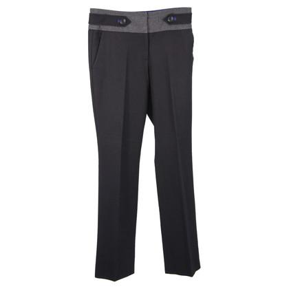 Karen Millen Wollen broek in zwart