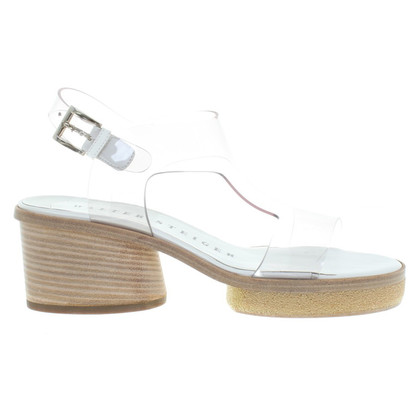 Walter Steiger Sandals with block heel