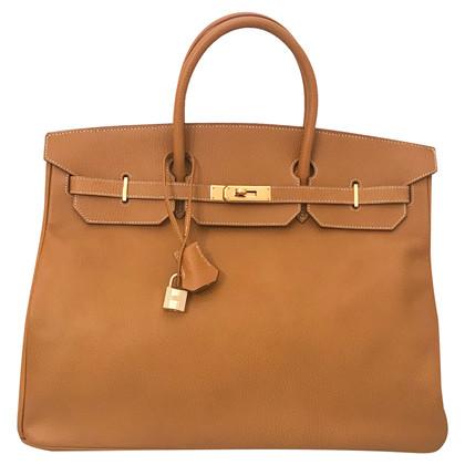 """Hermès """"Birkin Bag 40 Togo leer"""""""
