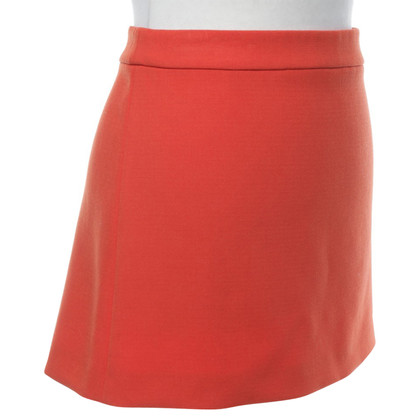 Iceberg Orange skirt