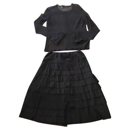 Twin-Set Simona Barbieri skirt & blouse
