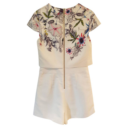 Ted Baker Tuta con stampa floreale