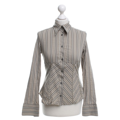 Karen Millen Blouse with striped pattern