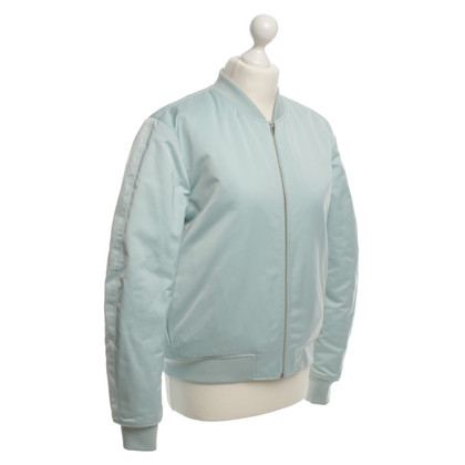 Alexander McQueen Bomber jacket in mint