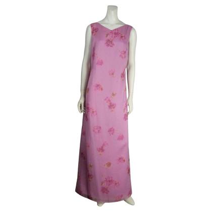 Laurèl Evening dress with floral print