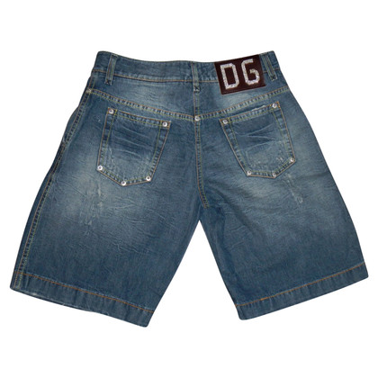 Dolce & Gabbana Shorts im Used-Look