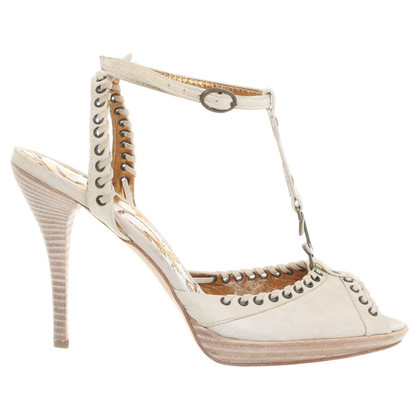Just Cavalli Sandaletten aus Leder