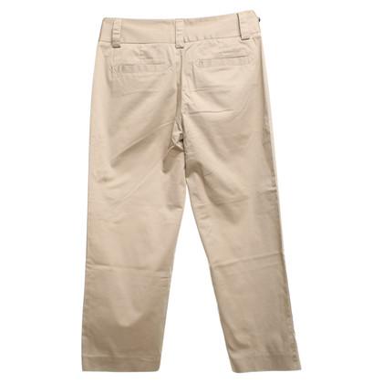 Steffen Schraut trousers in beige