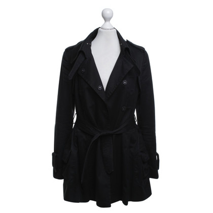 By Malene Birger Trenchcoat in black