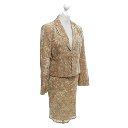 Marc Cain Leopard-style costume