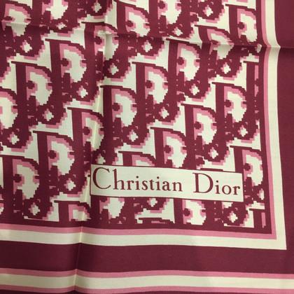 Christian Dior Monogram Cloth