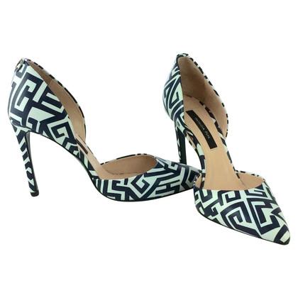 Patrizia Pepe pumps with geometric pattern