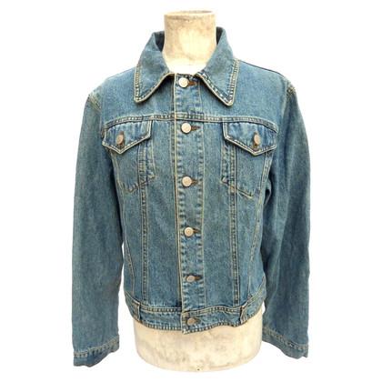 Richmond Giacca in sequins blu chiaro di jeans Richmond