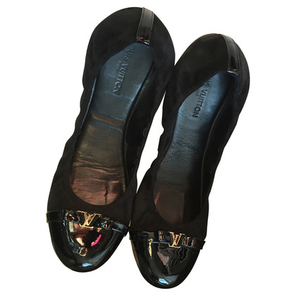 "Louis Vuitton ""Elba"" Ballerinas"
