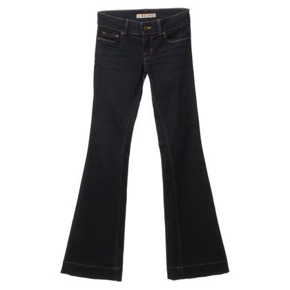 J Brand Jeans mit ausgestelltem Bein