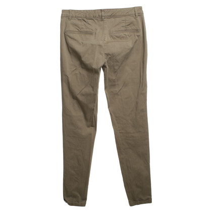Marc Cain Chino-Hose in Taupe
