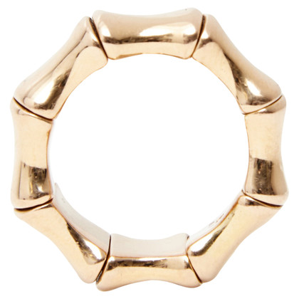 "Gucci ""Bamboo ring"" made of red gold"