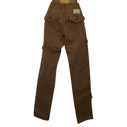 Polo Ralph Lauren pantaloni cargo in marrone