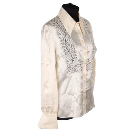 Seide Farbe Andere Valentino Bluse Andere Seide aus Bluse aus Valentino fn6A4PR