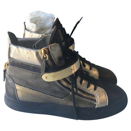 Giuseppe Zanotti High Top Sneakers