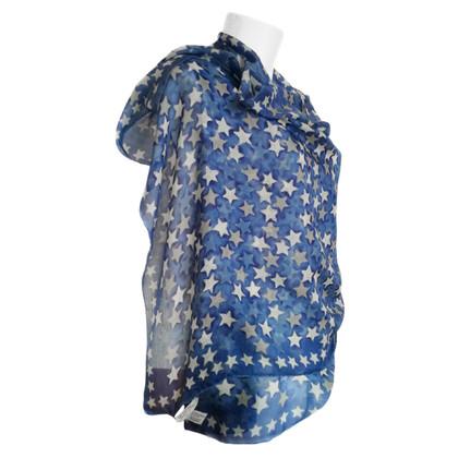 "Valentino ""Camustar"" scarf"