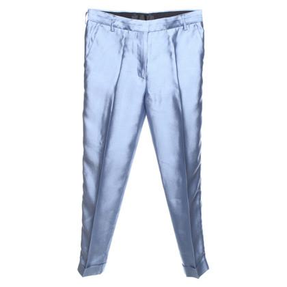 Haider Ackermann Pantaloni in azzurro