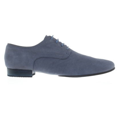 Jil Sander Lace-up shoes in greyish-blue