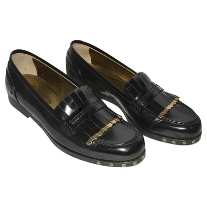 Lanvin loafers Leather