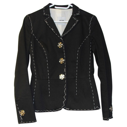 Moschino Cheap and Chic schwarze Jacke