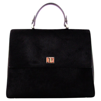 Hugo Boss Bespoke bag in calf hair