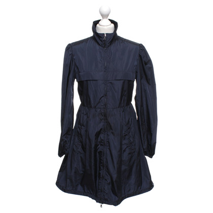Prada Coat in dark blue
