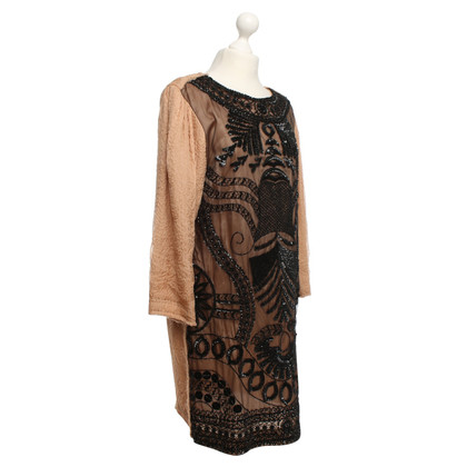 Alberta Ferretti Dress with black pattern