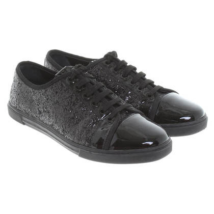 Louis Vuitton Sneakers con glitter assetto