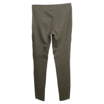 Stefanel Sporty leggings in Olive