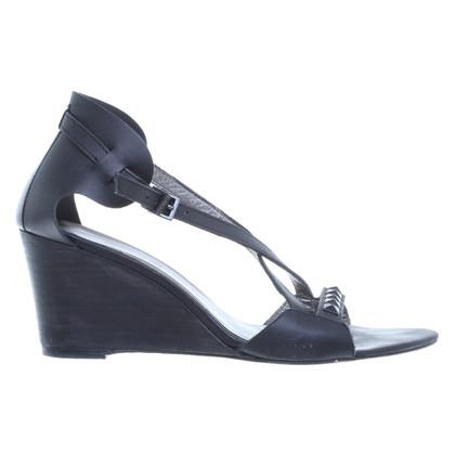 Zadig & Voltaire Sandaletten mit Keilabsatz