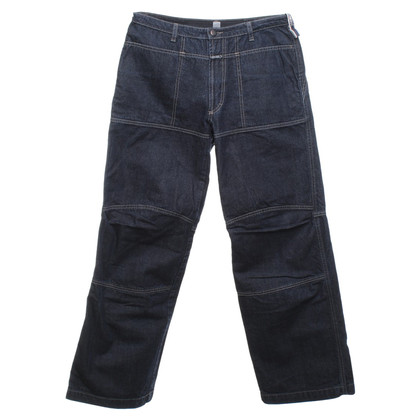 Marithé et Francois Girbaud Jeans in blu scuro