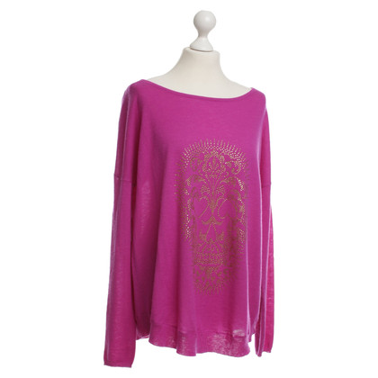 FTC Sweater with Rhinestone application