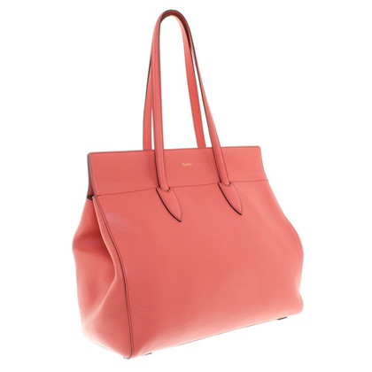 Max Mara Handbag in coral red